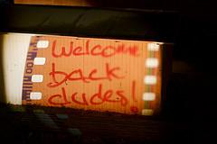 I am back!