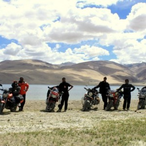 Ladakh Bike Ride