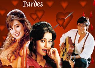 Do Dil Mil Rahe Hain, Pardes